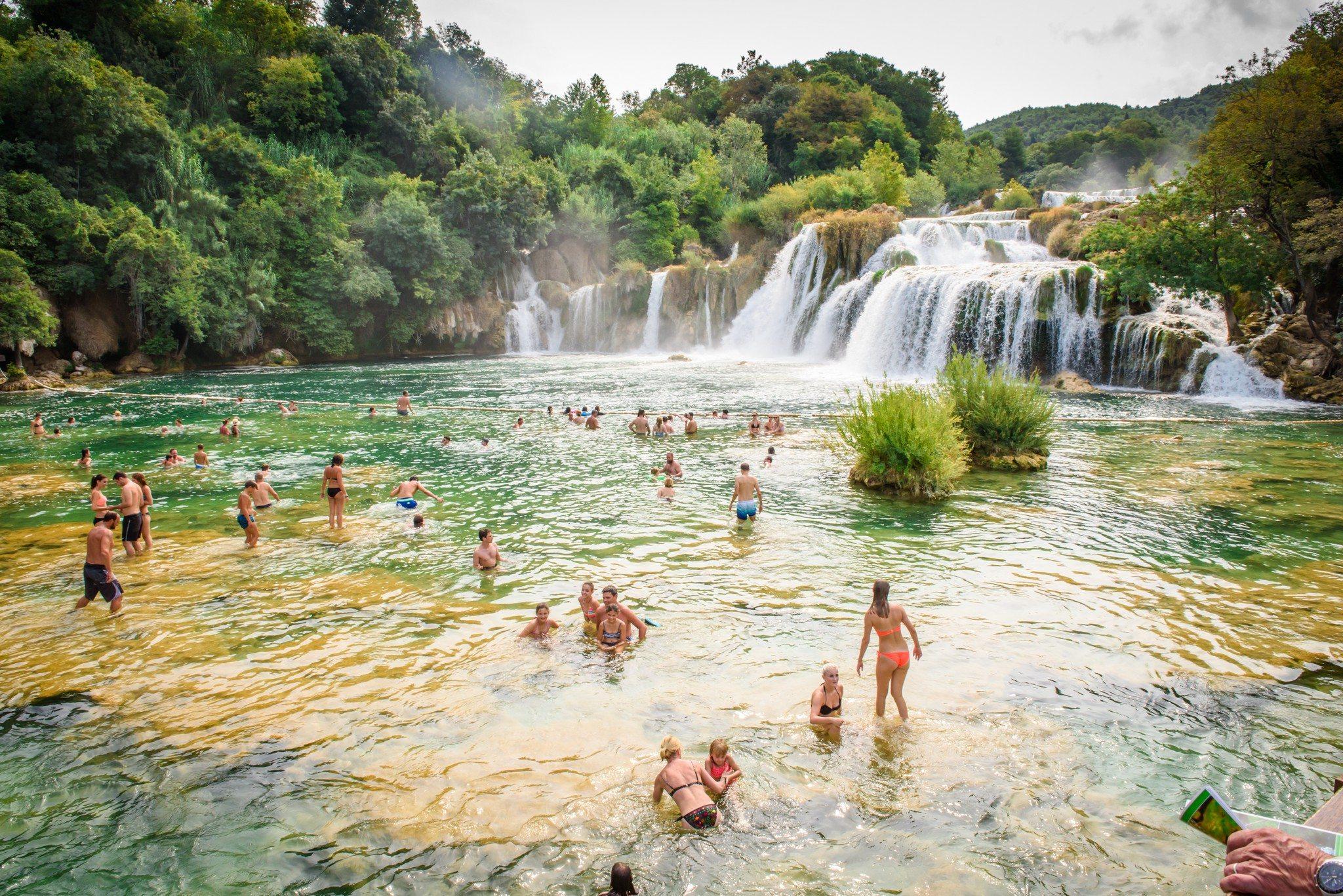 Croatia Waterfall Tour