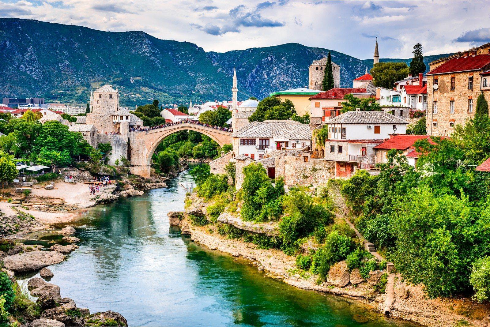 sarajevo and mostar day tour from split croatia