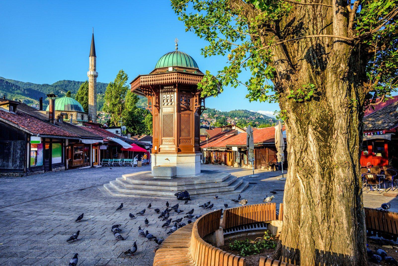 Sarajevo and Mostar day tour from Split